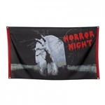Banner decorativ Halloween HORROR Night